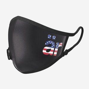 är Big logo US flag + 1 replaceable Nanofilter